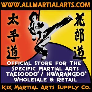 Kixco Martial Art Supplies
